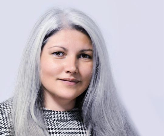 Красимира Русинова