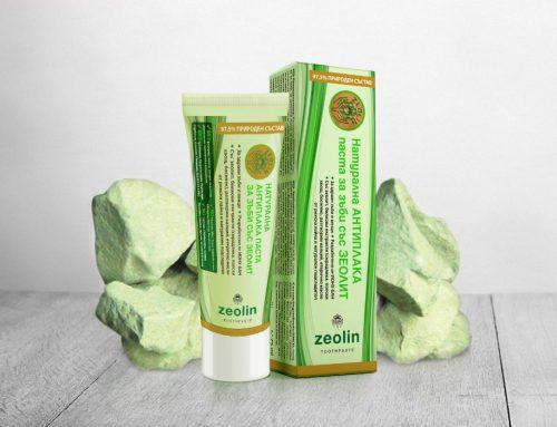 Паста за зъби Зеолин